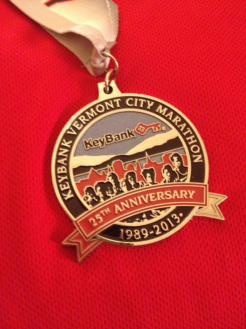KeyBank Vermont City Marathon - 50 Ability Marathons